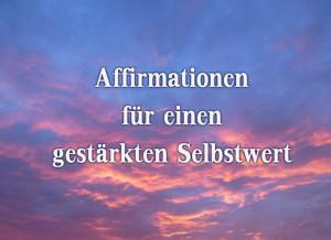 Affirmationen Selbstwert-2